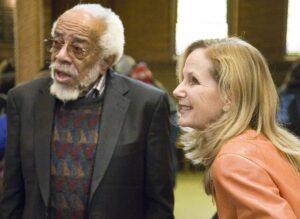 MF + Dr. Barry Harris - 2010