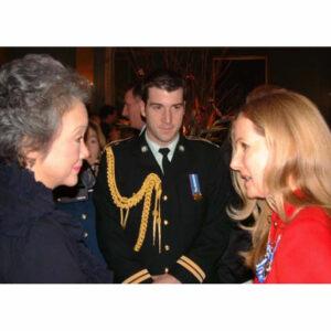 Marilyn Field - Meritorious Service Medal - 2003